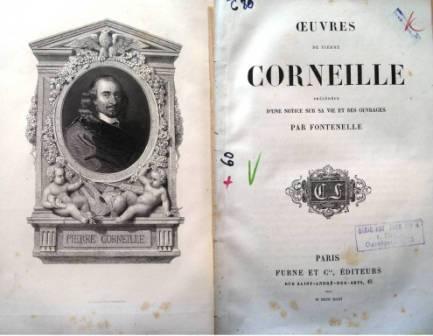 Dissertation Cid Corneille